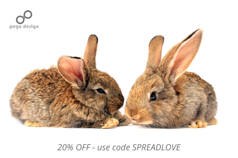 20% OFF design services this Easter